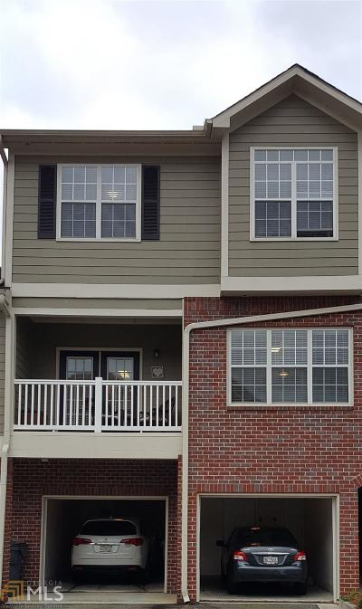 Gwinnett County Condo/Townhouse New: 3500 Sweetwater #322