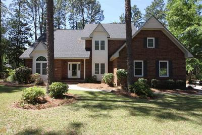 Statesboro Single Family Home New: 601 Colonial Ct