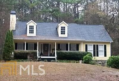 Griffin Single Family Home New: 146 Mud Bridge