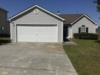 Clayton County Single Family Home New: 375 Bald Eagle Way