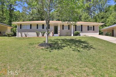 Atlanta Single Family Home New: 1756 Wee Kirk Rd