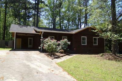 Mableton Single Family Home New: 601 Factory Shoals