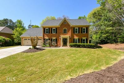 Roswell Single Family Home New: 3359 River Birch Way