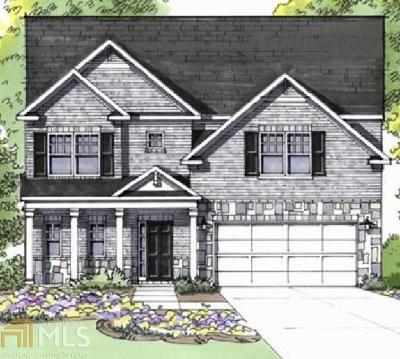 Cobb County Single Family Home New: 3046 Powder Way