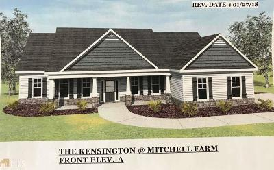 Sharpsburg Single Family Home New: 11 Mitchell Farm Dr #Lot 11