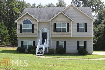 Griffin Single Family Home New: 155 Liberty Bell Ln #95