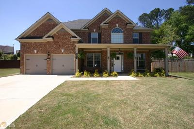 Gwinnett County Single Family Home New: 437 Sawyer Meadow Way