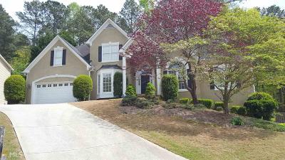 Gwinnett County Single Family Home New: 4344 Aldenham Way