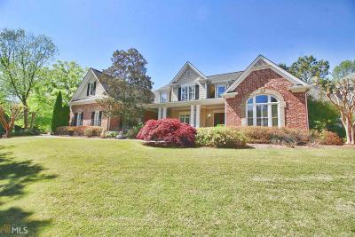 Cobb County Single Family Home New: 1441 Castlebrooke Way
