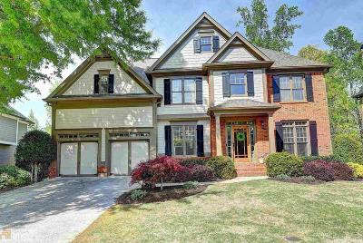 Gwinnett County Single Family Home New: 5861 Deer Crossing Drive