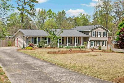 Cobb County Single Family Home New: 3320 Hickory Crest
