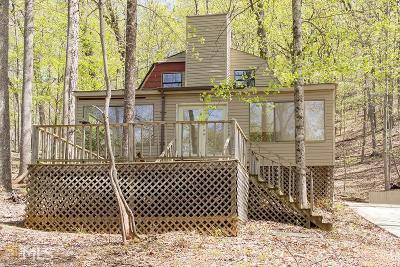 Jasper Single Family Home New: 923 Oglethorpe Mountain Rd