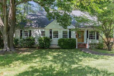 Fulton County Single Family Home New: 646 Darlington