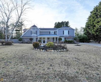 Fulton County Single Family Home New: 415 Saddle Creek