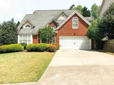 Gwinnett County Single Family Home New: 3300 River Summit Trl