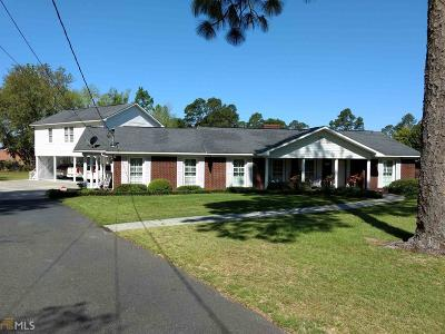 Statesboro Single Family Home For Sale: 206 Bel Air