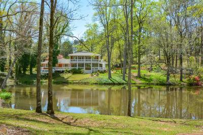 Coweta County Single Family Home For Sale: 1410 N Roscoe Rd Ga Hwy 70