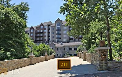 Cobb County Condo/Townhouse New: 3280 Stillhouse Lane SE #211