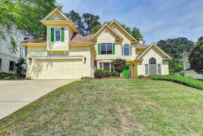 Cobb County Single Family Home New: 2989 Nestle Creek