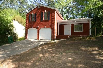 Dekalb County Single Family Home New: 2088 Scarbrough Dr #88
