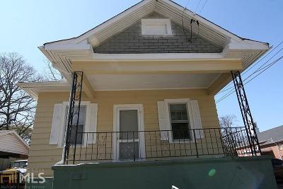 Hapeville Multi Family Home For Sale: 3185 Jackson