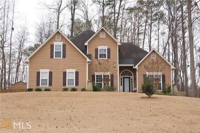 Acworth Single Family Home New: 3818 Heartleaf Dr