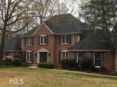 Peachtree City Single Family Home For Sale: 116 Rolling Grn