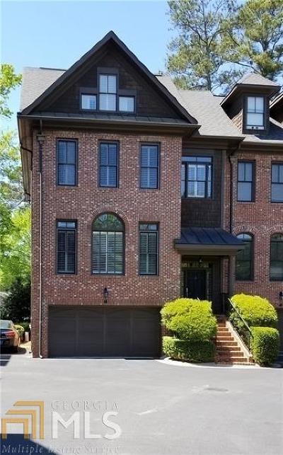 Fulton County Condo/Townhouse New: 4222 Rickenbacker Dr #9