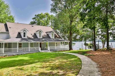 Milledgeville, Sparta, Eatonton Single Family Home For Sale: 129 Smith Ct