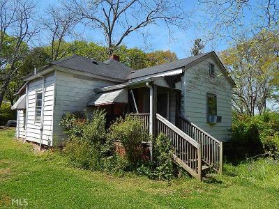 Coweta County Single Family Home For Sale: 7 Hal