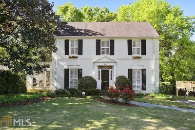 Atlanta Single Family Home New: 420 Collier Road