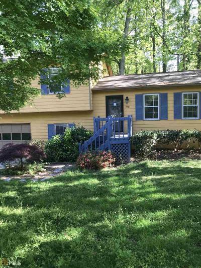 Cobb County Single Family Home New: 840 Wells Cir