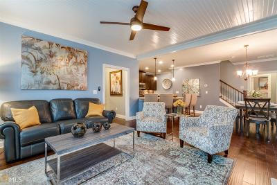 Duluth Single Family Home For Sale: 4431 Bellview Walk