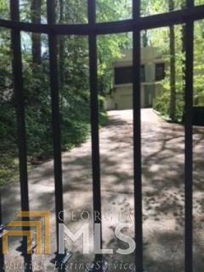Atlanta Single Family Home New: 3688 NW Cloudland Dr