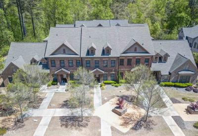 Johns Creek Condo/Townhouse Under Contract: 9084 Tuckerbrook Ln