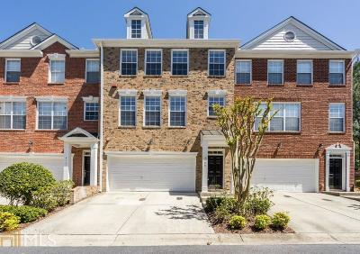 Smyrna Single Family Home New: 4729 Creekside Villas Way