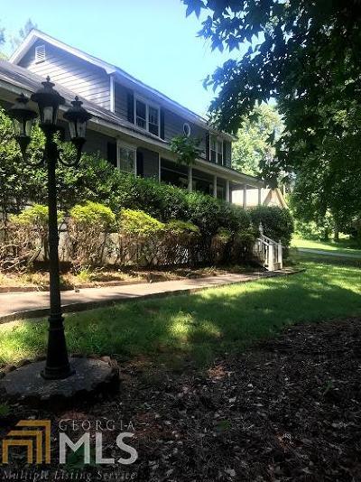 Conyers GA Single Family Home New: $165,000