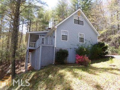 Hiawassee Single Family Home For Sale: 8595 Soapstone Creek Cir