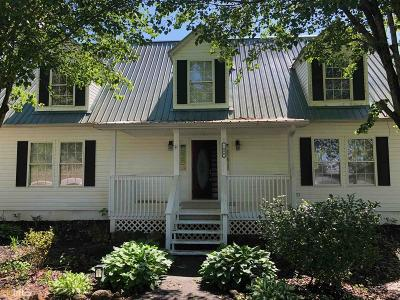 Clarkesville Single Family Home New: 1000 Preacher Campbell