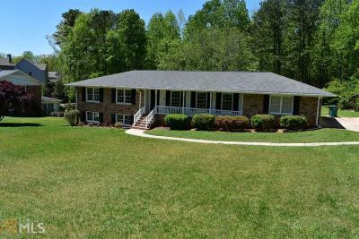 Smyrna Single Family Home New: 4114 N Cooper Lake Rd