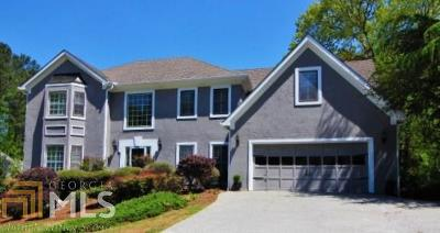 Cobb County Single Family Home New: 2618 Murdock Rd #25