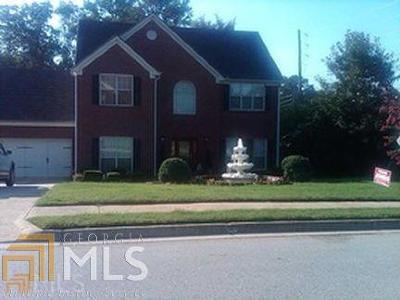 Conyers GA Single Family Home New: $160,000