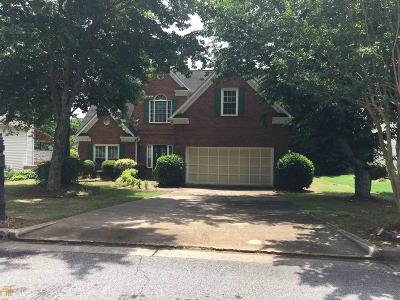 Alpharetta Single Family Home Under Contract: 5435 Derby Chase Ct