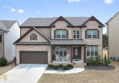 Gwinnett County Single Family Home New: 6060 Cove Park