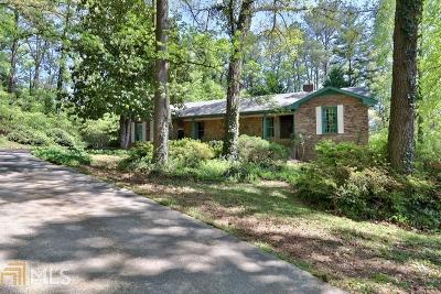 Gwinnett County Single Family Home New: 2202 Cruse Rd