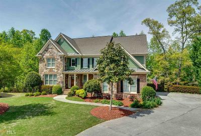 Gwinnett County Single Family Home New: 2604 Chestnut Walk Dr