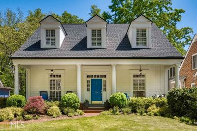 Dekalb County Single Family Home New: 175 Coventry Rd