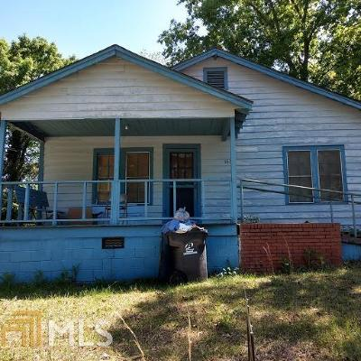 Haddock, Milledgeville, Sparta Single Family Home For Sale: 147 Wolverine St