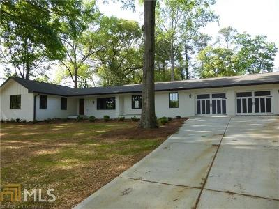 Decatur Single Family Home For Sale: 2926 Pangborn Rd