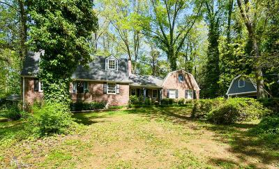 Cobb County Single Family Home New: 4719 Windsor Dr